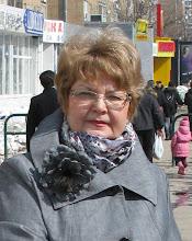 Photo: Цветы из ткани своими руками, Татьяна, Самара - Весенний выход...