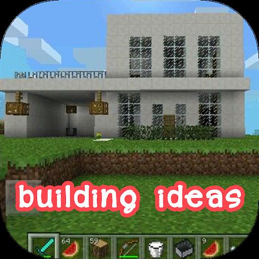 Building Ideas MCPE HOUSE MOD