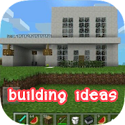 Building Ideas MCPE HOUSE MOD 1.0 Icon