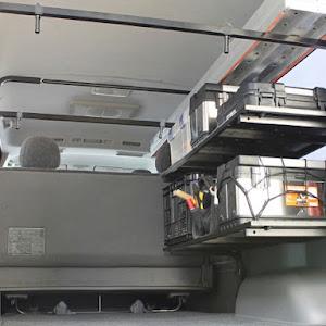 ハイエースバン GDH201V 平成30年SGL4WD2.8Lのカスタム事例画像 自営業さんの2018年09月21日00:46の投稿