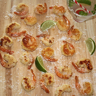 Shrimp With Coconut Lime Sauce Recipes
