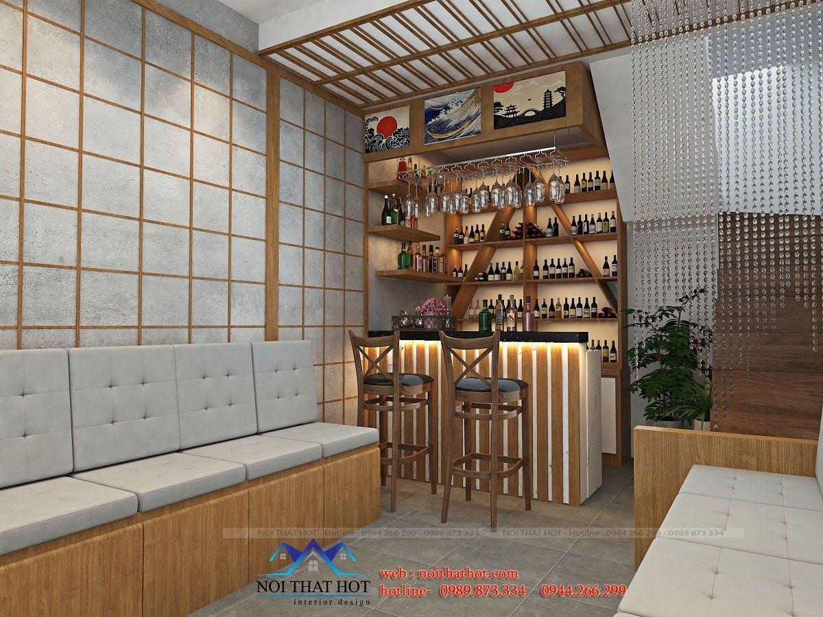 cửa hàng rượu nhỏ