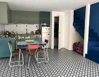 Appartement meublé 2 pièces 43,91 m2