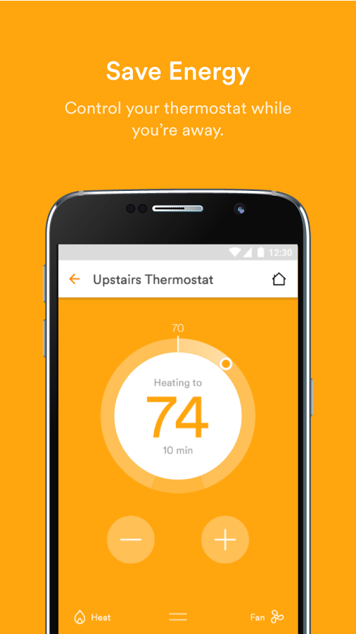 Vivint Smart Home- screenshot
