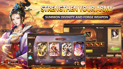 Three Kingdoms: Overlord apkdebit screenshots 4