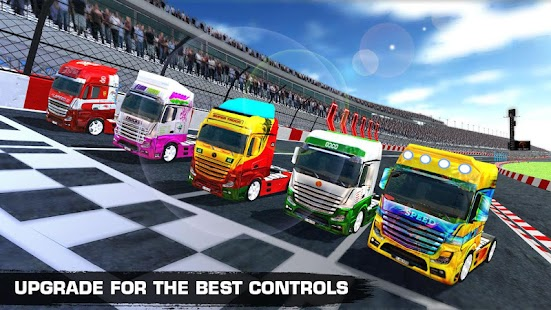 Truck Racing 2018 Screenshot