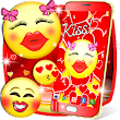Emoji love live wallpaper