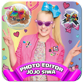 JojoSiwa photo editor & stickers 2018