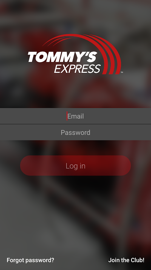 Tommy's Express- screenshot