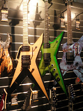 Photo: Dean guitars