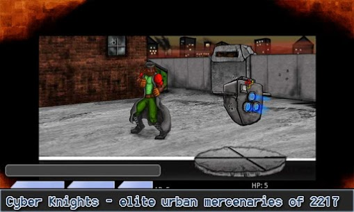 Cyber Knights RPG 2.9.4 Android Mod APK 1