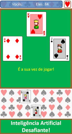 Sueca Portuguesa Gru00e1tis - Jogo de Cartas  screenshots 10