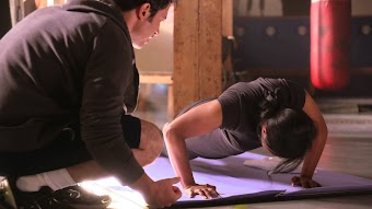 Danny Castellano is my Personal Trainer