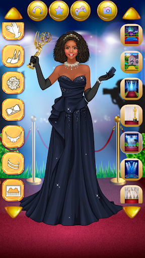 Actress Dress Up - Fashion Celebrity apktram screenshots 21