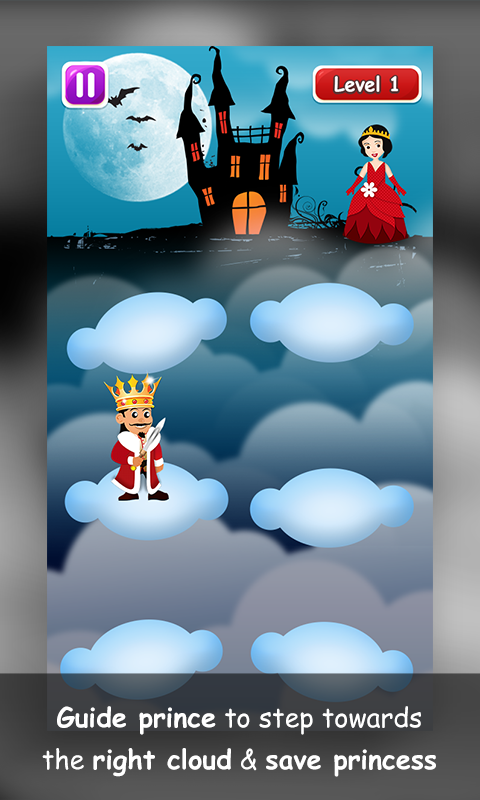Daizy - Princess Rescue Game- screenshot