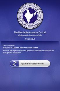 New India Customer - screenshot thumbnail