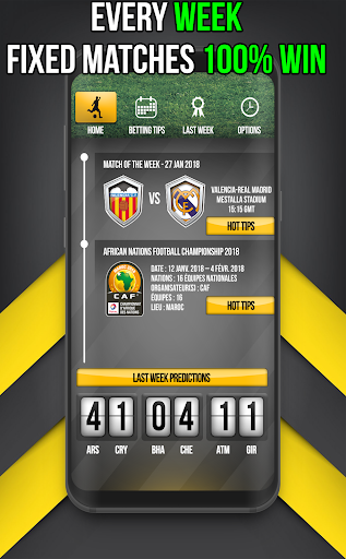 Download Betting Tips Pro - Fixed Soccer Prediction matches Google