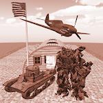 World War Robot : Tank Wings