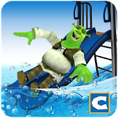 Water Slide Super Monster Adventure
