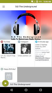 9.0 The Underground - náhled