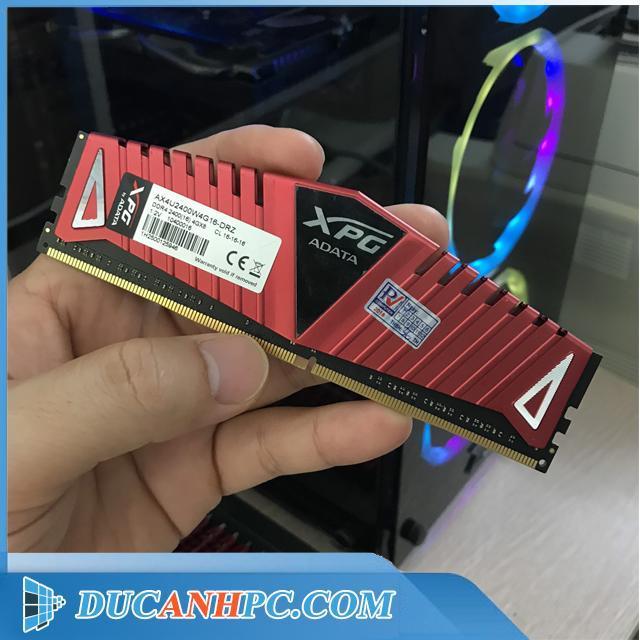 Description: Ram DDR4 4GB ADATA Bus 2400