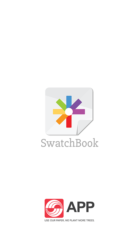 APP Swatchbook- screenshot