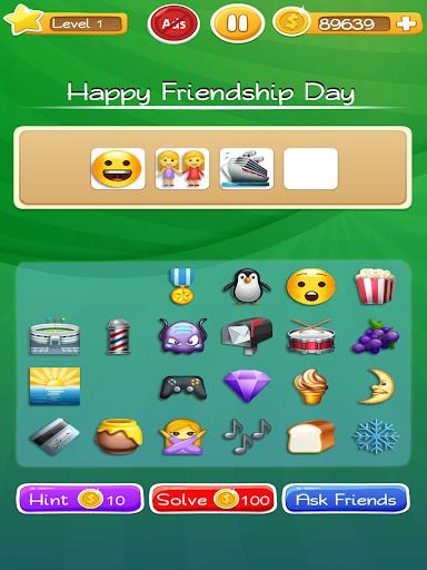 Words to Emojis u2013 Best Emoji Guessing Quiz Game  gameplay | by HackJr.Pw 10