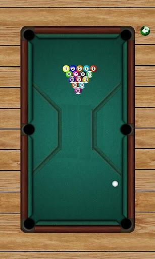 Pool Billiards Table Bizarre