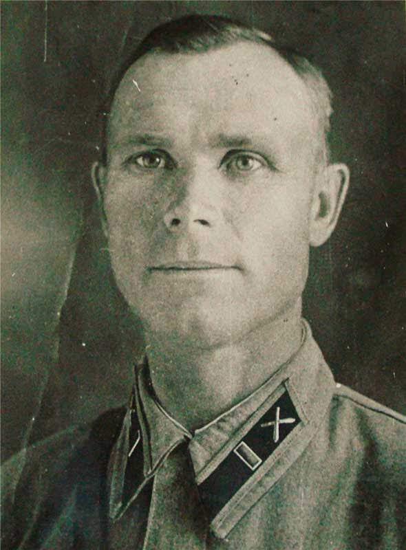 Ухов В.Ф. начальник артиллерии 35 осбр
