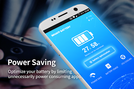WHAFF Battery for PC-Windows 7,8,10 and Mac apk screenshot 3