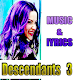 Music & Lyrics For Descendants 3 Fans Apk