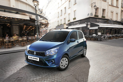 Suzuki has launched an updated Celerio. Picture: MOTORPRESS