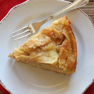 Apple and Cinnamon Cake.