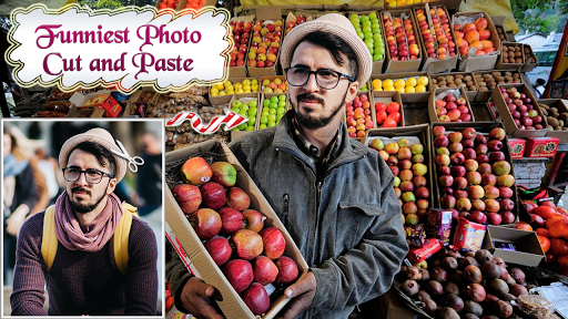 Funny Photo Cut And Paste :Pics Editor App (apk) Free