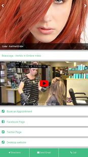 Beaucage Salon- screenshot thumbnail