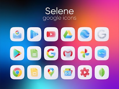 Selene Icon Pack for Android 3