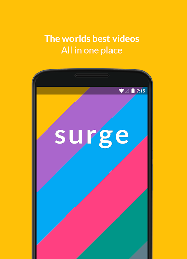 Surge - Best videos on the web