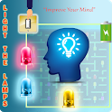 Complete Circuit & Light The Lamps icon
