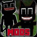 Cartoon Cat 2 Mod for MCPE & Golden Freddy 2021 icon