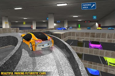 Download Us Futuristic Car Parking Free Parking Games For Android