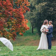 Wedding photographer Eduard Kachalov (edward). Photo of 13.10.2017