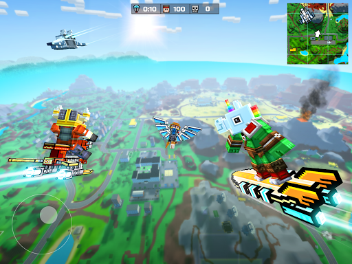 Pixel Gun 3D: FPS Shooter & Battle Royale modavailable screenshots 7