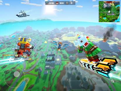 Pixel Gun 3D: Survival shooter & Battle Royale Screenshot