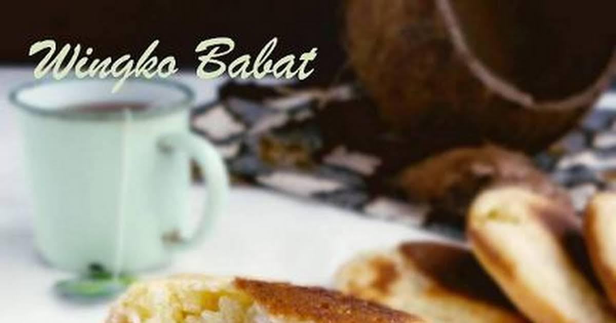 Glutinous Rice Flour Desserts Recipes   Yummly