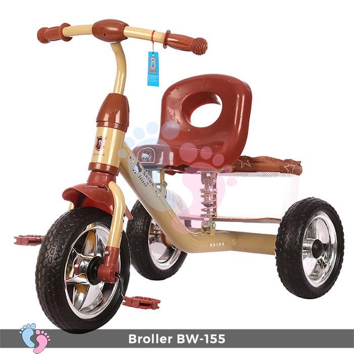 Xe đạp 3 bánh cho bé Broller XD3-155 6
