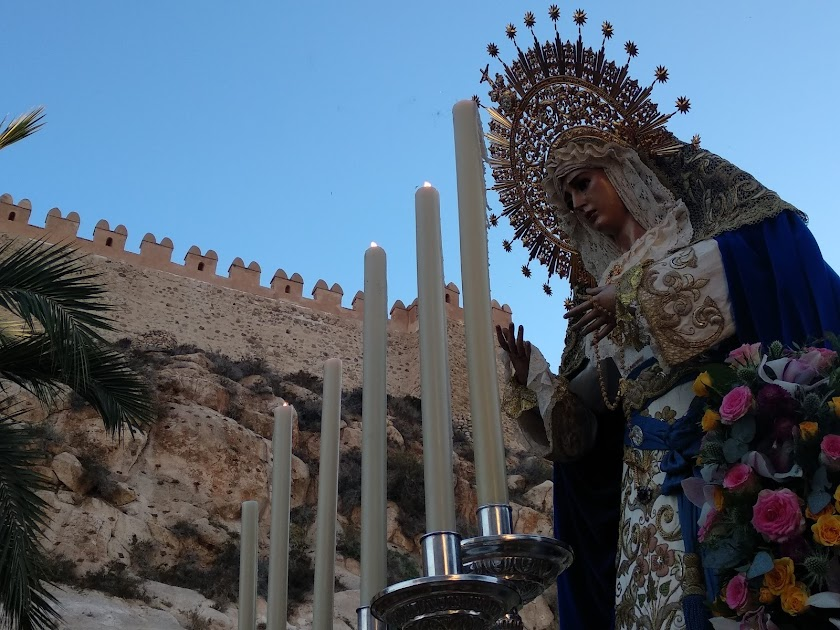 La Esperanza vuelve a la Alcazaba
