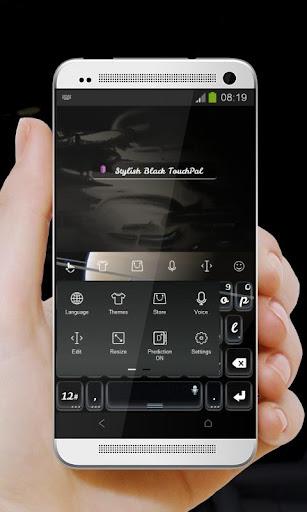 时尚的黑色Shíshàng de hēisè|玩個人化App免費|玩APPs