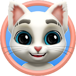 Oscar the Cat - Virtual Pet Icon
