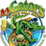 Logo for AJ Gators - Monticello
