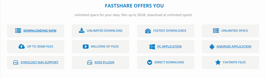FastShare Benefits